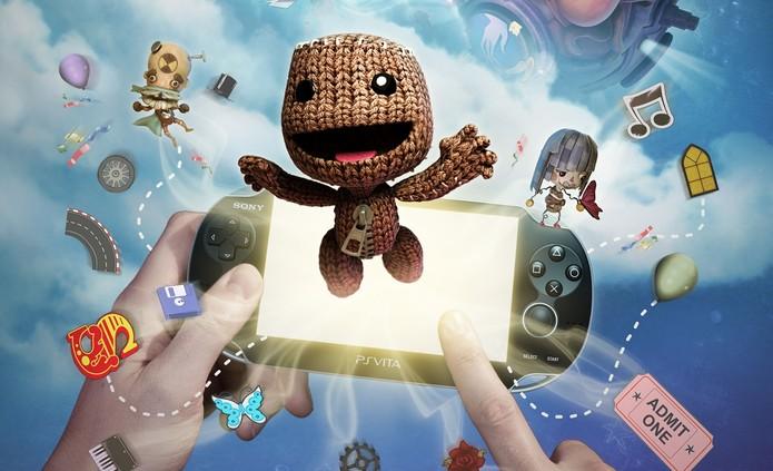 LittleBigPlanet utiliza várias das funções exclusivas do PS Vita (Divulgação/Sony)