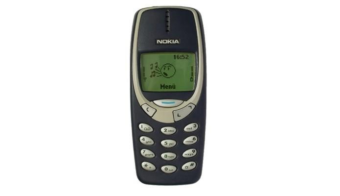 Nokia 3310 (Foto: Reprodução/Wikimedia Commons)