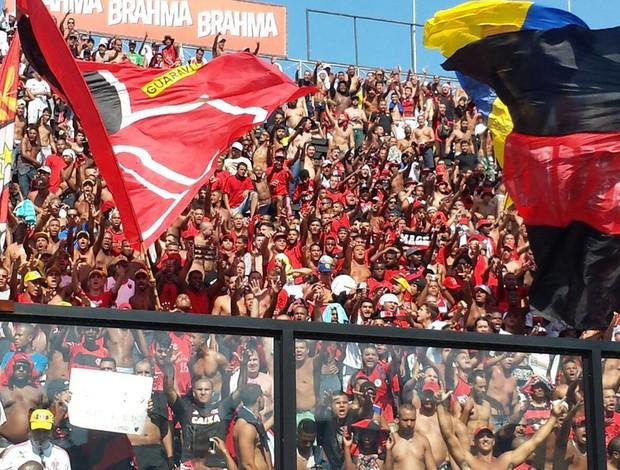 Torcida Flamengo - Vasco x Flamengo