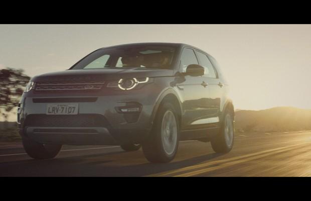 Range Rover Discovery Sport (Foto: Divulgação)
