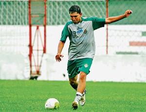 André Barata, meia contratado pelo Picos (Foto: Mário Quadros/Diário do Pará)