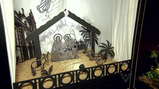 Exposição de presépios em Santos é destaque no 'Encontro'