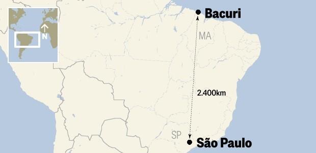 Enem Mapa
