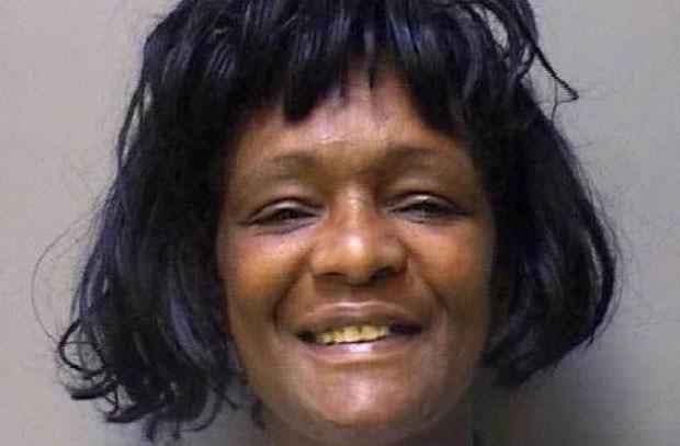 Shermain Miles, de 51 anos, foi presa pela 396ª vez nos últimos 35 anos (Foto: Divulgação/Cook County Sheriff's Office )