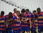 Fortaleza tem três atletas machucados após vitória sobre o Salgueiro