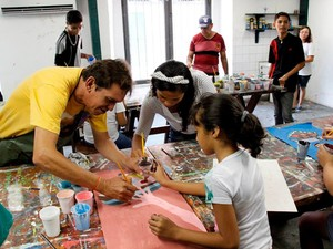 Curro Velho abre inscrições para segundo módulo de oficinas (Foto: Ionaldo Rodrigues/ Ascom Curro Velho)