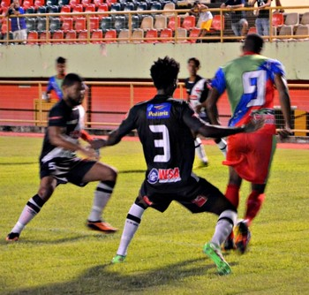 Humaitá x Vasco, na Arena da Floresta (Foto: Quésia Melo)