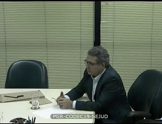 Ricardo Saud (Foto: Reprodução)