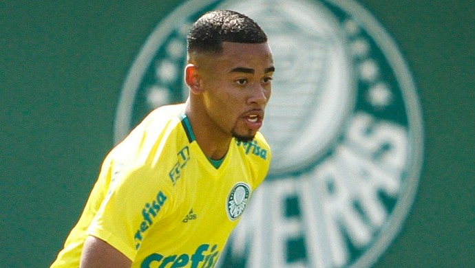 Gabriel Jesus Palmeiras (Foto: Ale Vianna/Eleven/Estadão Conteúdo)