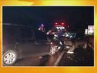 Motorista morre após invadir pista e bater em outro carro em Rio do Sul