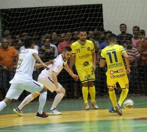 Futsal Dracena, Paulista de Futsal,  Nova Alta Paulista (Foto: Cláudio José Pasqualeto / Bastidores da Notícia)