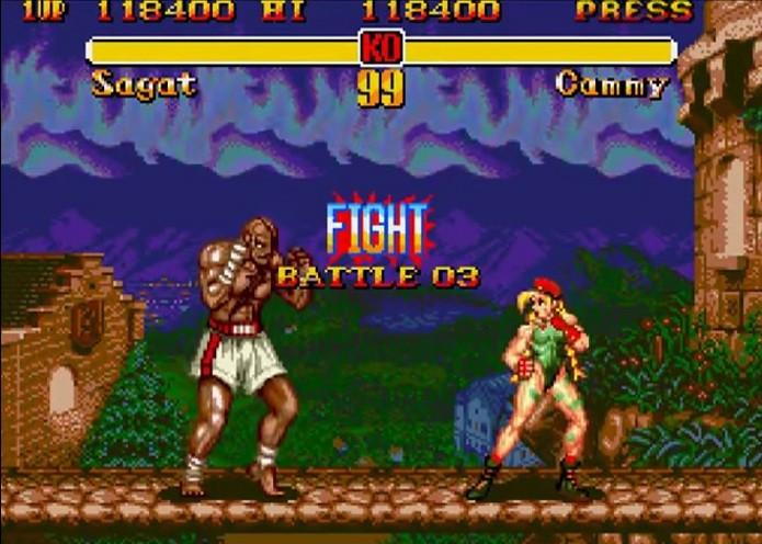 Super Street Fighter 2 (Foto: Reprodução)