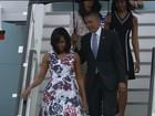 Obama diz que visita a Cuba é 'oportunidade histórica'