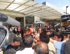 grêmio moreno quito equador ldu (Foto: Hector Werlang/Globoesporte.com)