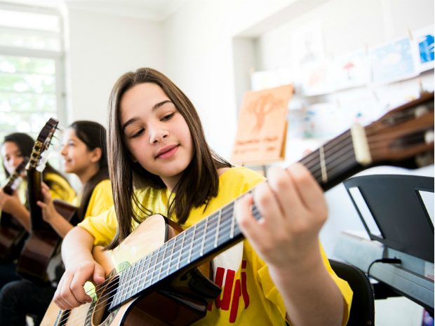 Jovens entre 14 e 21 anos podem participar de projeto em Taquarivaí (Foto: Gustavo Morita/CCRSPVias)