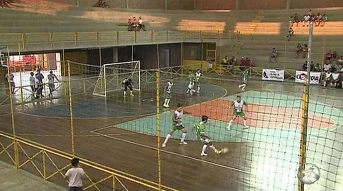 11ª Copa TV Asa Branca de Futsal (Foto: Reprodução / TV Asa Branca)