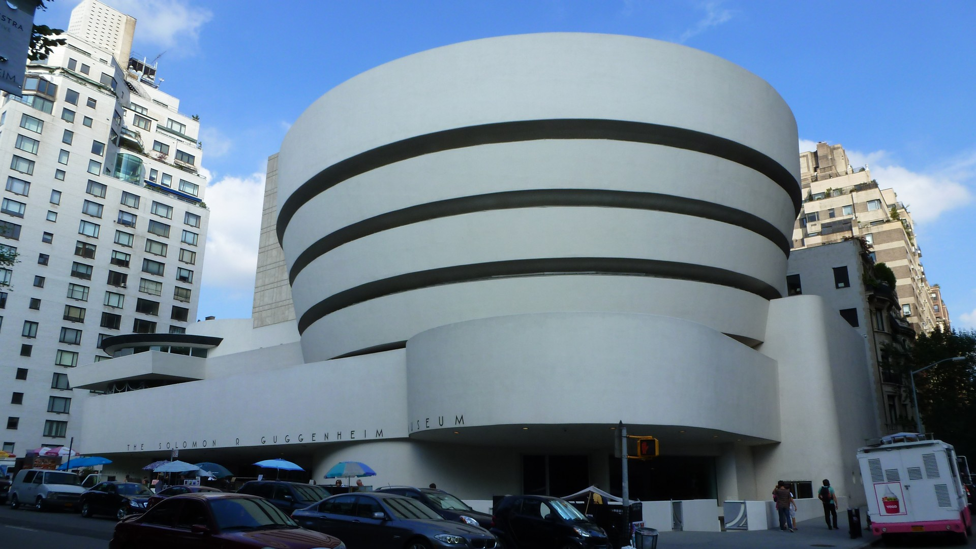 O Guggenheim (Foto: wikimedia commons)