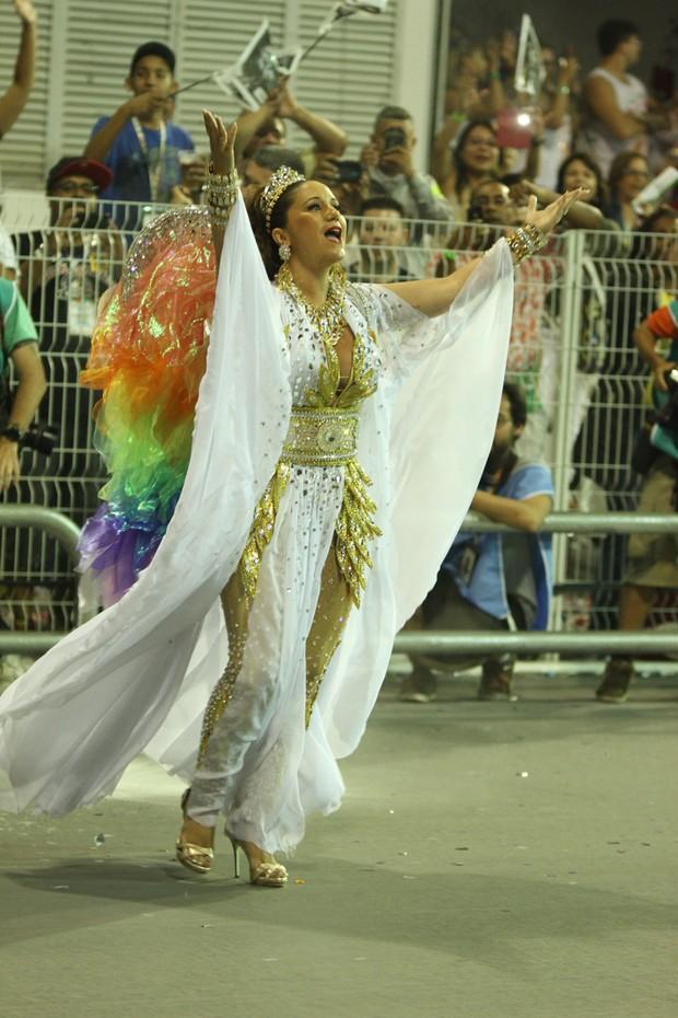 Maria Rita (Foto: Marcos Ribas e Amauri Nehn/Photo Rio News )