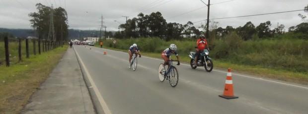 Jogos Abertos 2013 - Americana ciclismo (Foto: Globoesporte.com)