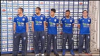 URT apresenta elenco que disputará o Campeonato Mineiro 2017