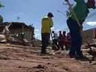 Na BA, a solidariedade ajuda a reconstruir o município de Lajedinho