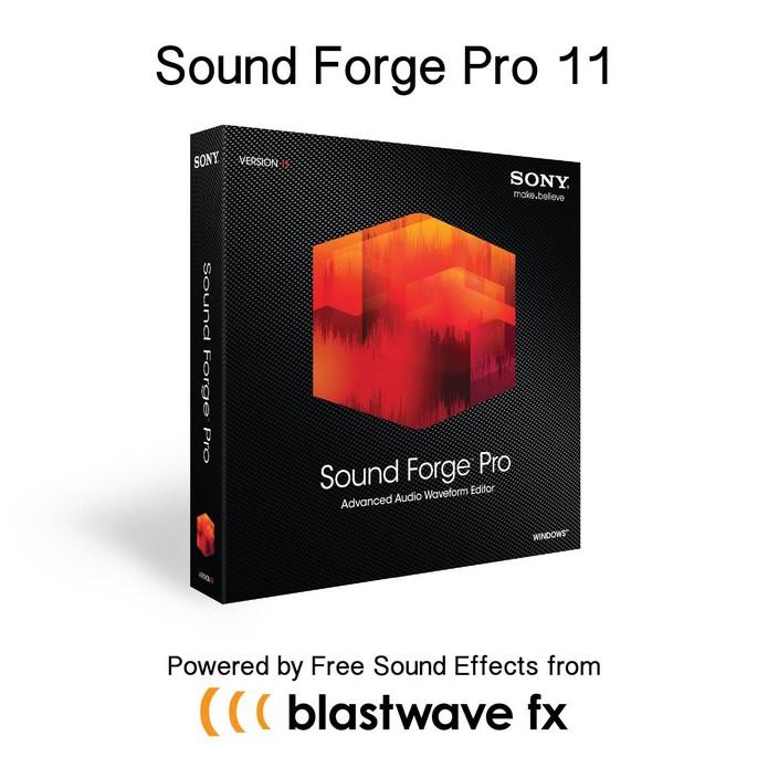 Sound Forge Pro 11, da Sony  (Foto: Divulgação/Sony)