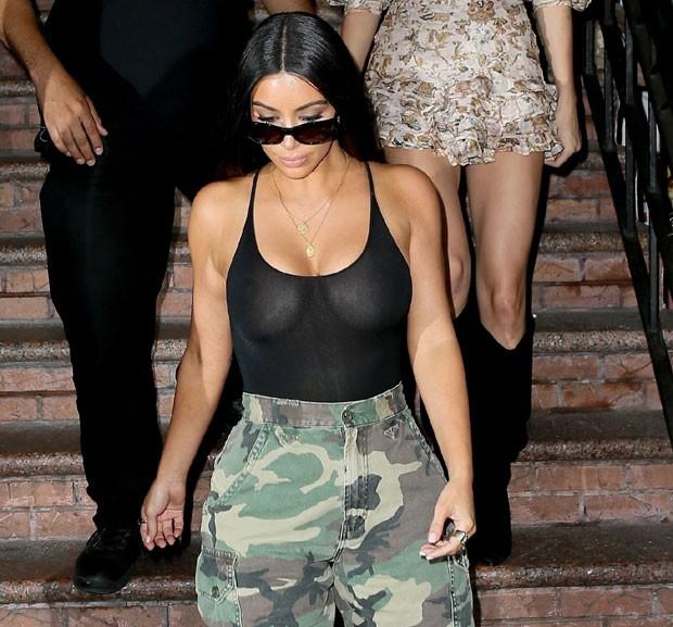 Kim Kardashian (Foto: Akm/GSI)