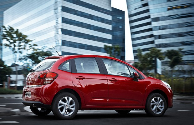 Citroën C3 (Foto: Divulgação)