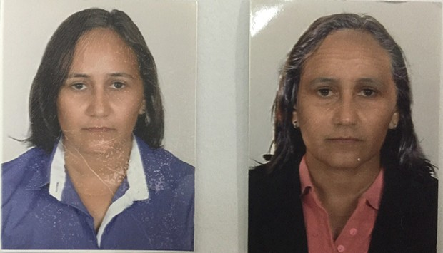 Fotos de Maria Cosme Sobrinho foram encontradas na casa do advogado (Foto: Divulgação/Polícia Civil do RN)