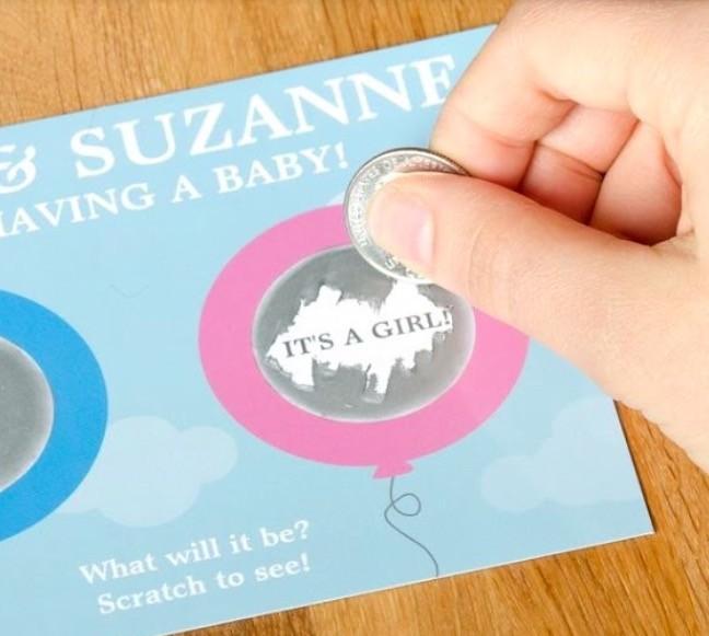 Você pode escolher por já escrever o nome da criança nas duas opções (Foto: Pinterest)
