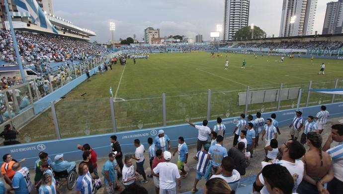 Curuzu deve receber um bom público para o jogo entre Paysandu e Gavião (Foto: Tarso Sarraf/O Liberal)