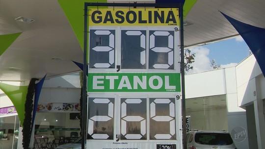Aumento de preço de combustíveis chega a postos no Sul de Minas