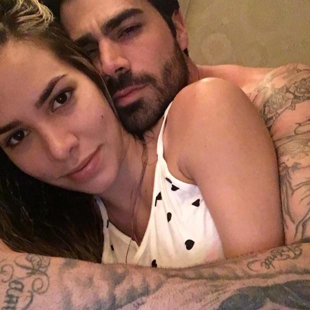 Adriana SantAnna e Rodrigão  (Foto: Instagram / Reprodução)