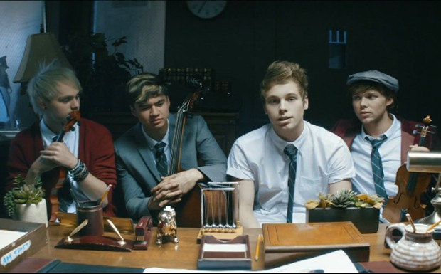 5 seconds of summer (Foto: Divulgao)