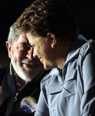 Lula e Dilma (Foto: Reuters)