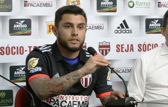 Thiago Primão se coloca à disposição para substituir Zotti contra o Guarani