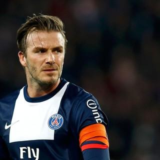 Beckham PSG Brest (Foto: Agência Reuters)