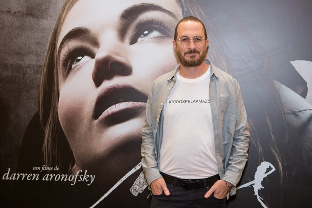 """SAO PAULO, BRASIL –SEPTEMBER 19: Director Darren Aronofsky attends the """"mother!"""" photo call and.press conference at Cinemark Eldorado onSeptember 19, 2017 in Sao Paulo, Brazil..(Mauricio Santana/Getty Images for Paramount Pictures) (Foto: Getty Images)"""