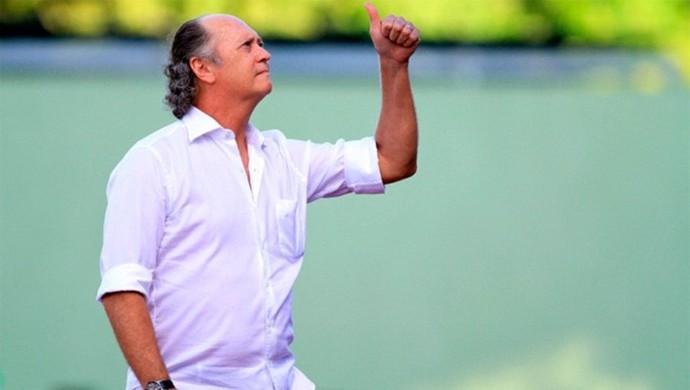 Paulo Roberto Falcão (Foto: Eric Luis Carvalho / GloboEsporte.com)
