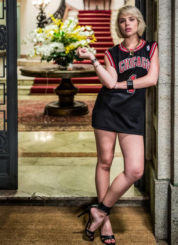 Bruna Linzmeyer será Belisa em 'A Regra do Jogo' (Foto: Ellen Soares/Gshow)