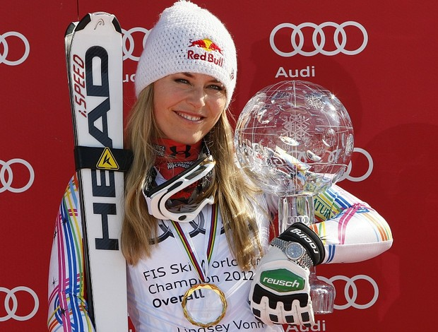 Lindsey Vonn esqui  (Foto: Getty Images)