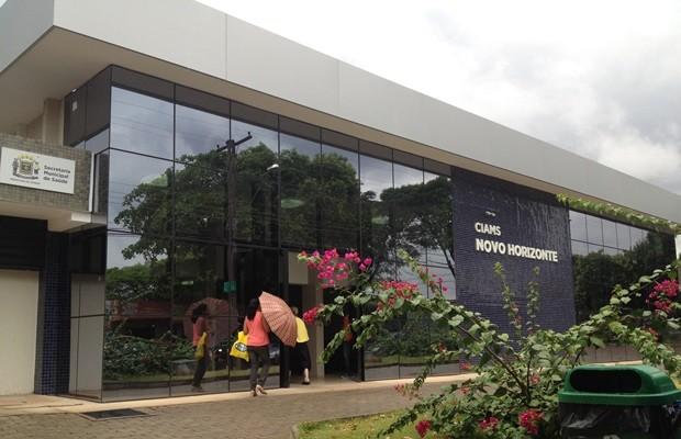 Após reforma, Ciam Novo Horizonte retomou atendimentos há 1 ano (Foto: Fernanda Borges/G1)