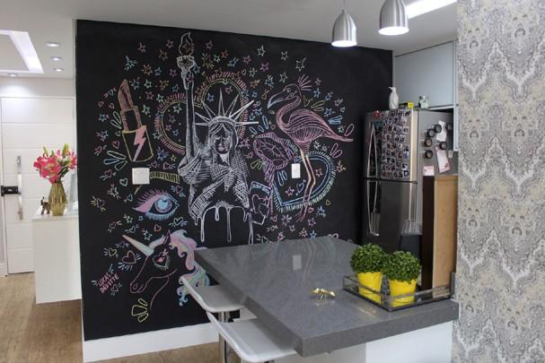 Casa da influencer Niina Secrets (Foto: Divulgação)
