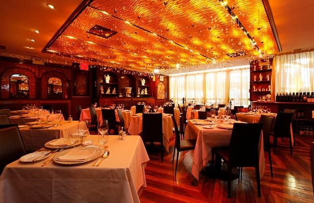 Restaurante San Pietro (Foto: Reprodução)