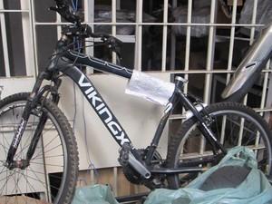 bicicleta (Foto: Kleber Tomaz / G1)