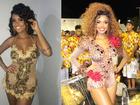 Pamela Gomes, rainha da Tom Maior, se inspira em Beyoncé e muda visual