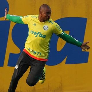 Jaílson Treino Palmeiras (Foto: Cesar Greco/Ag Palmeiras/Divulgação)