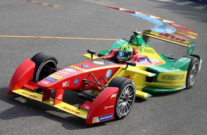 Lucas di Grassi Fórmula E China (Foto: EFE)