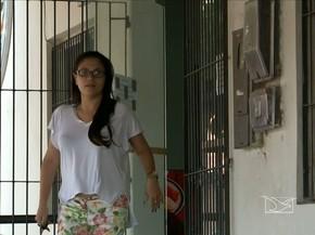Advogada teria chamado vigilante e PM de 'pretos' e analfabetos (Foto: Reprodução/TV Mirante)