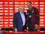 No CT, Leco afirma: Ricardo Gomes será o treinador do São Paulo em 2017